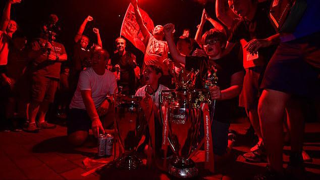 Premier League Liverpool Champions