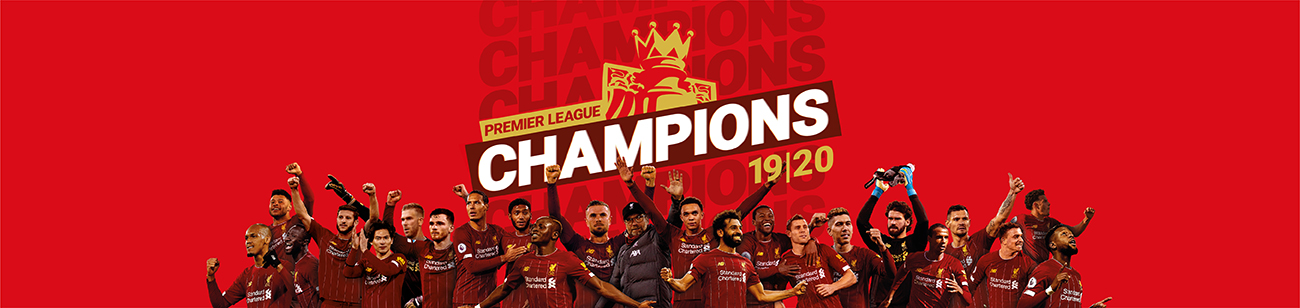 Premier League Liverpool Champions